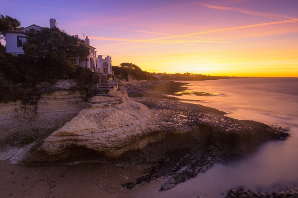 Villa Minerve à Saint palais sur mer